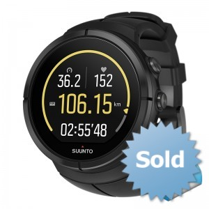 Suunto Spartan Ultra All Black Titanium GPS