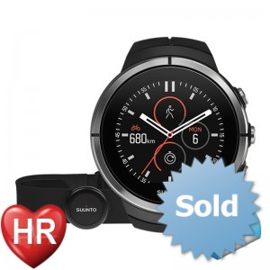 Suunto Spartan Ultra Black HR GPS