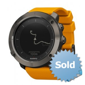 suunto Traverse Orange